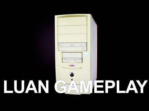 O NOVO PC DO LUAN GAMEPLAY