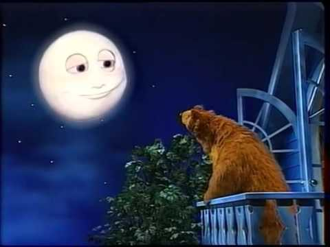 John Maus - Hey Moon (Bear in the Big Blue House)