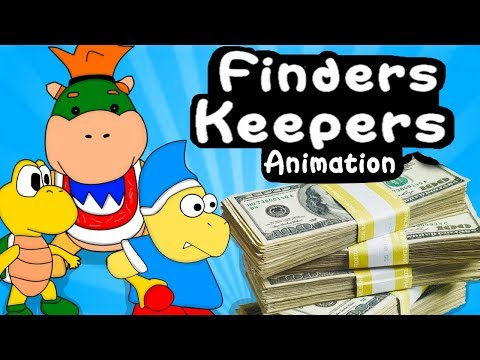 SML Movie: Finders Keepers! Animation