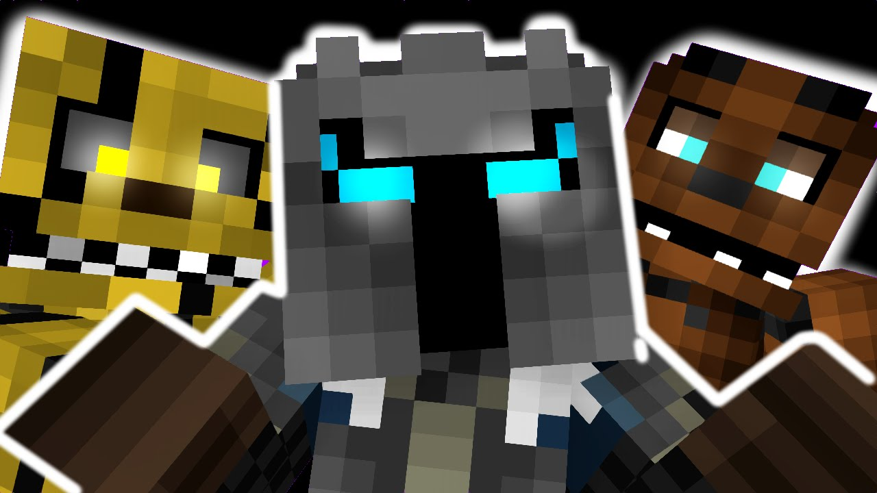 FIVE NIGHTS AT FREDDY'S 3: Popularmmos (Minecraft ...