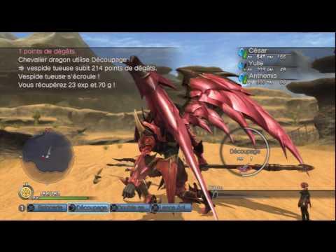 White Knight Chronicles Gameplay