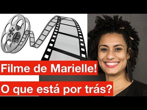 A Vida de Marielle Franco vai virar filme! O que está por trás disto?