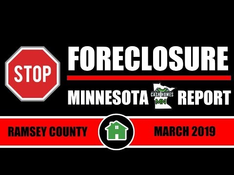 Stop Foreclosure MN Report | RAMSEY COUNTY SHERIFF SALES - MARCH 2019 | Cash Homes MN
