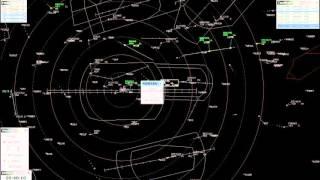 ATC Simulator - Heathrow Approach (Voice Control) 1080p
