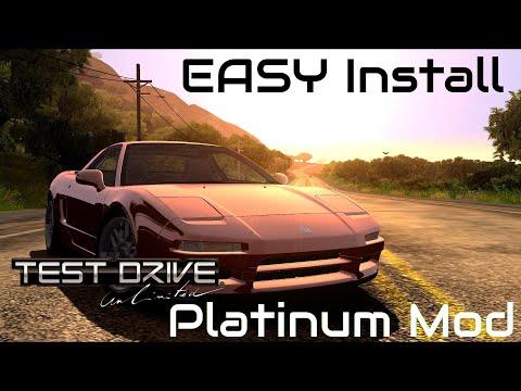 Test Drive Unlimited PLATINUM Mod