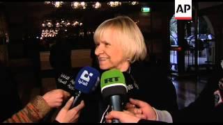 Arab League observers, Czech envoy on Syria mission