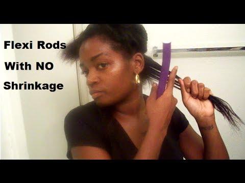 how to avoid hair shrinkage