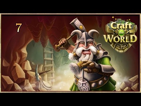 [STREAM #192] Craft the World |#7|