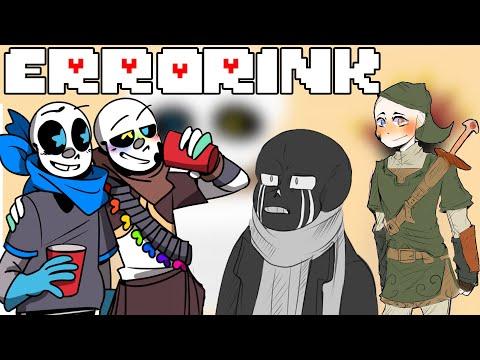 ЭррорИнк + Комикс