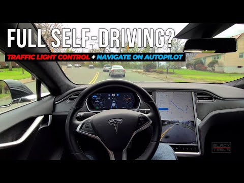Testing Tesla's Full Self-Driving Features!
