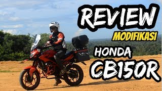 REVIEW MODIFIKASI HONDA CB150R | ADVENTURE Mp3