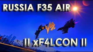 dogfight russia f35 air vs ii xf4lcon ii 1