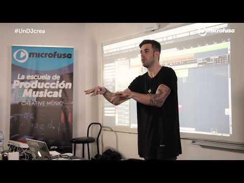 """Microfusa presenta """"Composición y producción de música electrónica sin etiquetas"""" by Ed is Dead"""