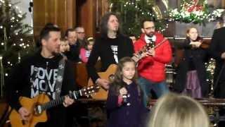Arka Noego - Zwiastowanie (Wołomin, 5.01.2014)