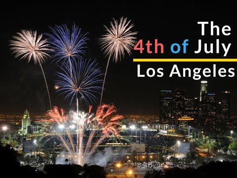 Ask A Concierge - 4th of July in Los Angeles