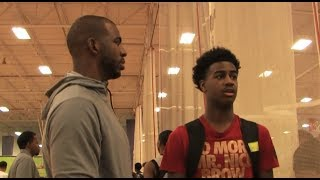 "Ryan Conway ""In Jesus Name I Play"" EP 1: CP3 Rising Stars Camp"