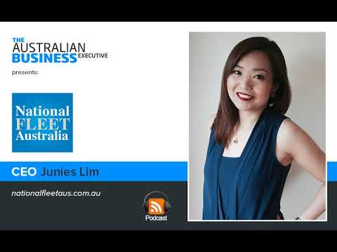 National Fleet CEO Junies Lim podcast