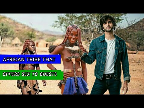 African tribe sex