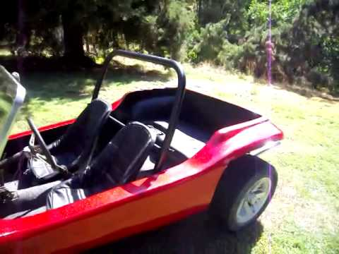 My Bug With Fiberjet Dune Buggy Body 4 Seater For