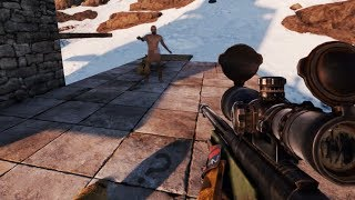stealing an L9 with paper scissors rock in Rust