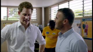 """The Making of """"Sing"""" - by Andrew Lloyd Webber and Gary Barlow - Royal Family Participants"""