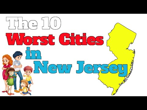 The 10 Worst Cities In New Jersey Explained