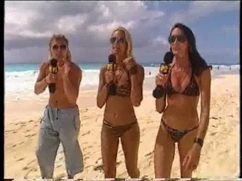 Kris & Kris & Marco Macarini MTV On The Beach Mexico 2000.mpg