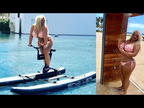 WATER BIKES IN CABO (MEXICO VLOG DAY 2)