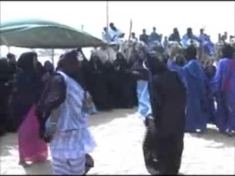 Tuareg Dance   Timbuktu Mali