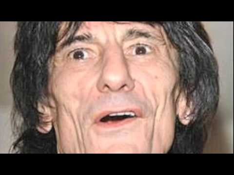 Ronnie Wood Really Rates Russian