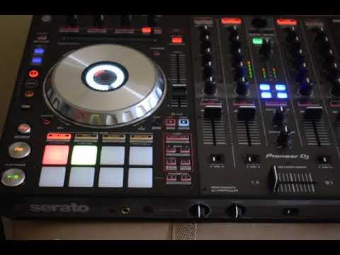 Pioneer DDJ SX3 Performance DJ Controller Close Video