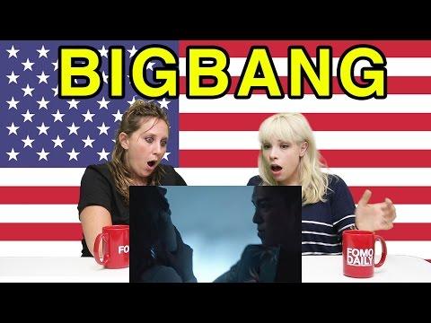 """Americans React to BIGBANG """"Loser"""""""