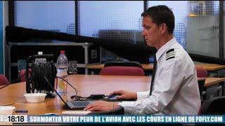 Surmontez votre peur de l'avion avec les cours en ligne de Fofly.com