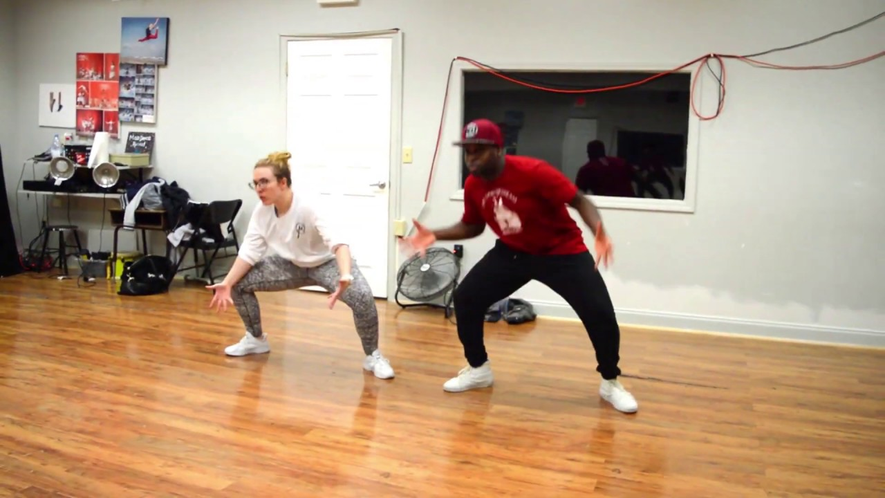 All about the Benjamins - Choreography by RIshone Todd
