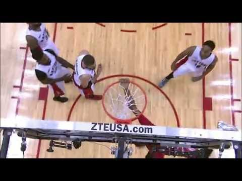 Top 5 NBA Plays: February 21st