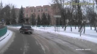 Водители отжигают в Шатуре