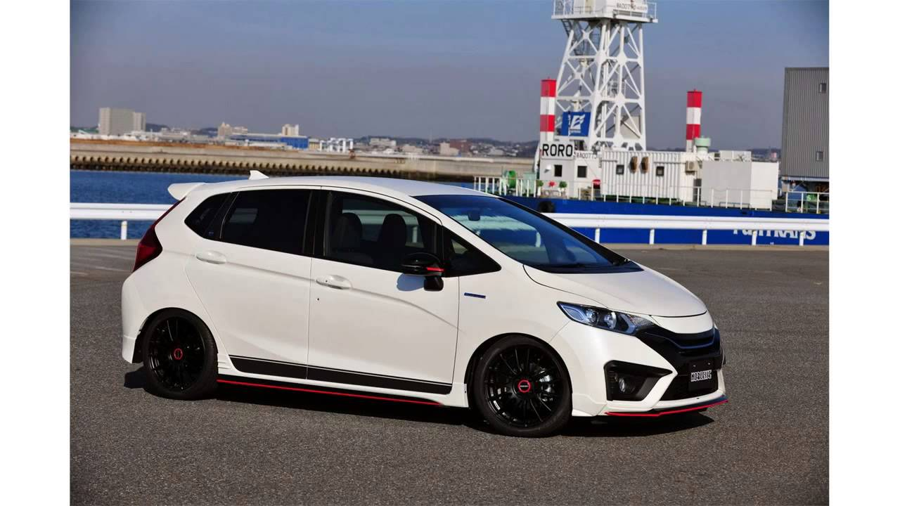 allnew honda jazz modulo - youtube