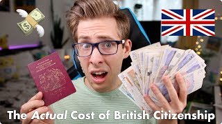 The Actual Price of British Citizenship