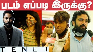 TENET Movie Public Review | Christopher Nolan | FDFS Review