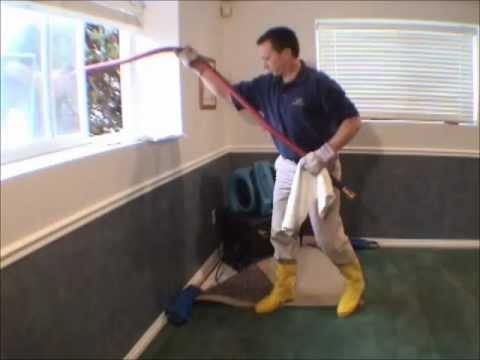 Water Damage Restoration Services  League City TX 77573
