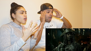 Pirates of the Caribbean: Dead Men Tell No Tales: Ext. Superbowl TV Spot REACTION!