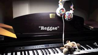 """""""08. Reggae"""" from More Microjazz I by Christopher Norton"""