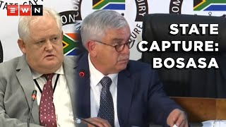 Businessman and former Bosasa consultant Kevin Wakeford testified at the state capture commission on 6 May 2021.  #StateCapture #Bosasa #Agrizzi