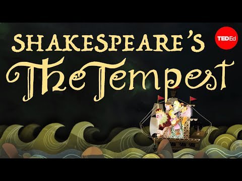 """Video image: Why should you read Shakespeare's """"The Tempest""""? - Iseult Gillespie"""