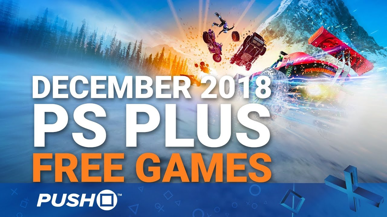 December 2019 Calendar Ps Plus All Free PS Plus Games in 2018   Guide   Push Square