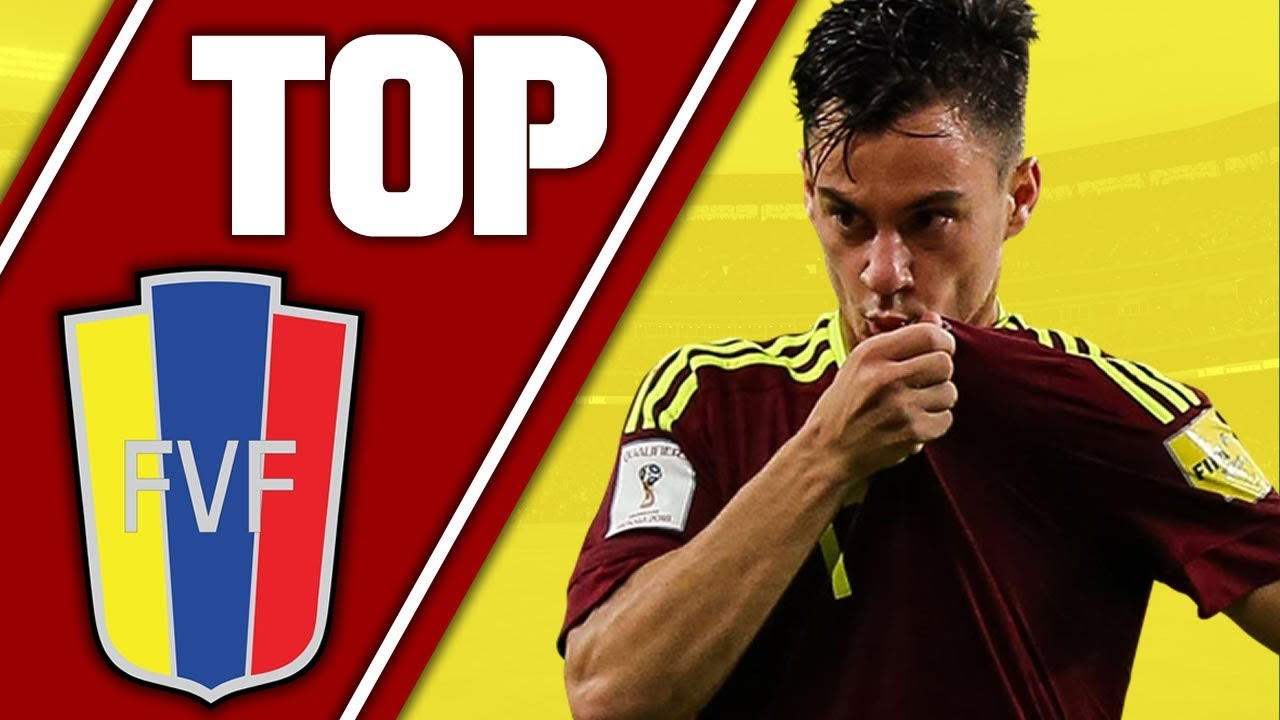 Fifa 17 top 10 jovenes promesas de venezuela modo for Esteban paredes fifa 18