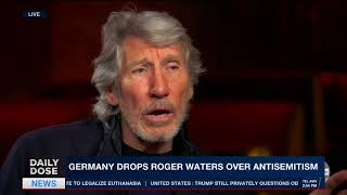 DAILY DOSE | German TV cancels broadcasts of Roger Waters concert