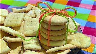Галетное печенье рецепт без молока и яиц App cookies a simple recipe