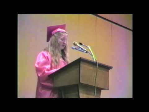 Scappoose High School Graduation 1988 (Scappoose, Oregon)