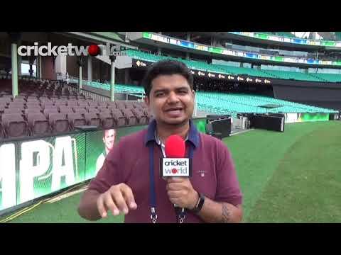 Australia v India ODI Series Preview LIVE from Sydney Cricket Ground